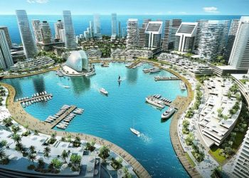 Eko Atlantic, Nigeria