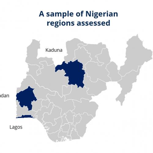 Nigerian regions