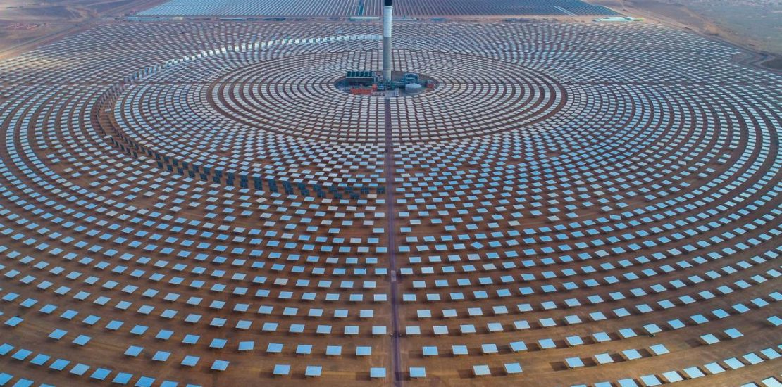 Concentrated Solar Power
