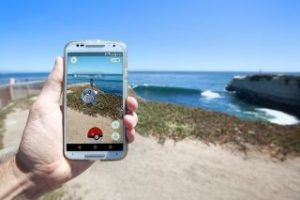 Pokémon Go was the first mainstream game to offer an AR experience. It allows users to see characters bouncing around in their own town and reached more than 20 million people per day